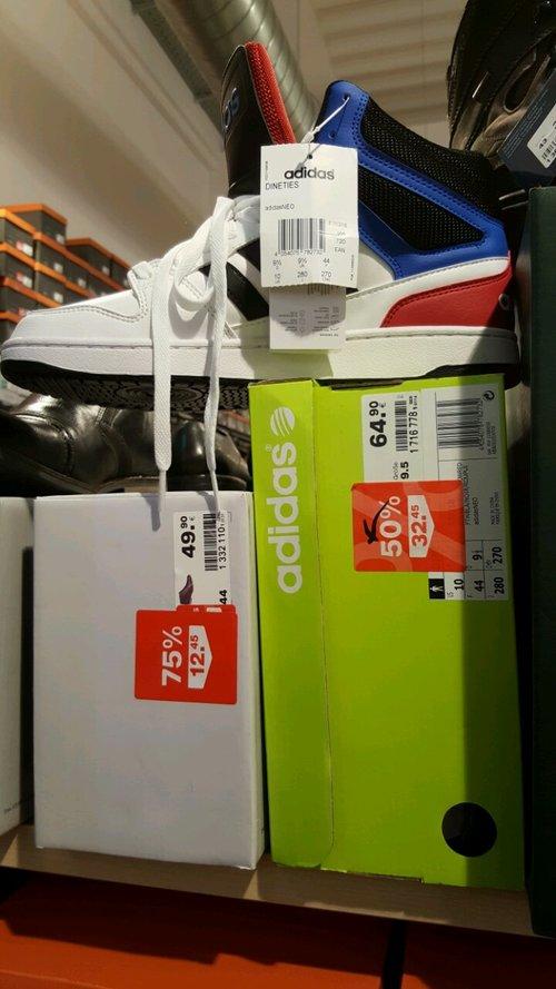Adidas  Neo Schuhe Dineties Gr. 44 - jetzt 50% billiger