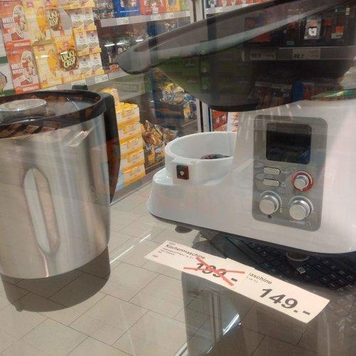 Küchenmaschine inkl. Zubehör, 2L - jetzt 25% billiger