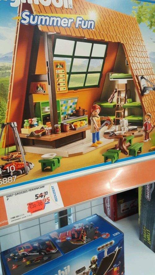 Playmobil 6887 Summer Fun - jetzt 45% billiger