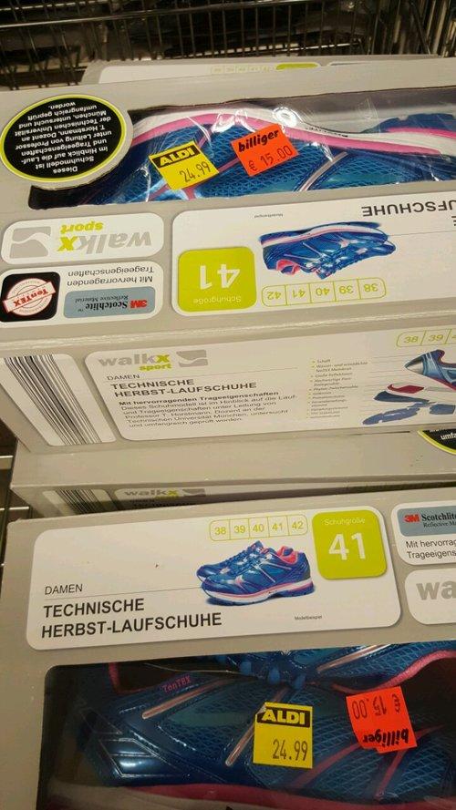 Technische Herbst Laufschuhe Damen 41 - jetzt 40% billiger