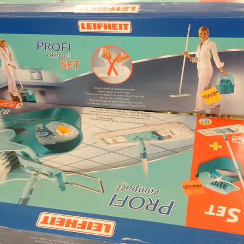 Leifheit Profi compact Set - jetzt 25% billiger