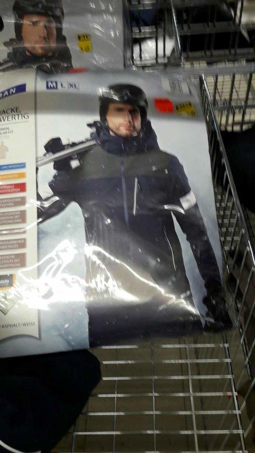 Ski-Jacke für Herren, gr. M - jetzt 20% billiger