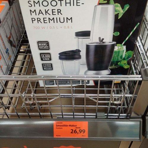 Smoothie-Maker Premium - jetzt 33% billiger