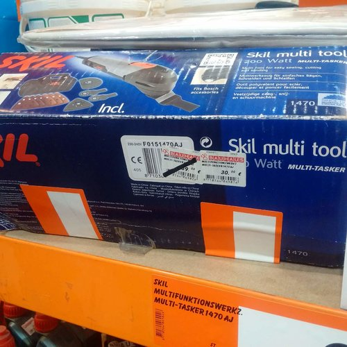 Skil Multifunktionswerkzeug, Multi-Tasker 1470 - jetzt 57% billiger