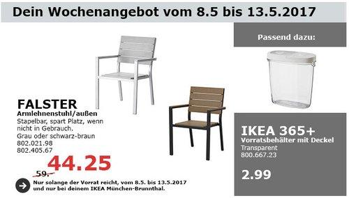 IKEA FALSTER Armlehnstuhl - jetzt 25% billiger