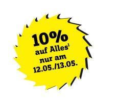 10% auf fast Alles nur am 12.05 und 13.05.2017 in Conrad Jubiläums-Filialen - jetzt 10% billiger