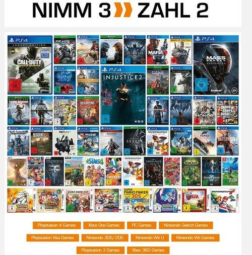 NIMM 3 ZAHL 2  im gesamten Games-Sortiment von Saturn - jetzt 26% billiger