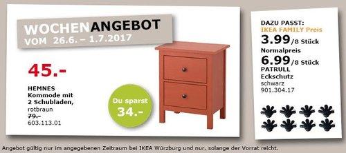 Ikea Hemnes Kommode Mit 2 Schubladen 54 X Fur 45 00 43