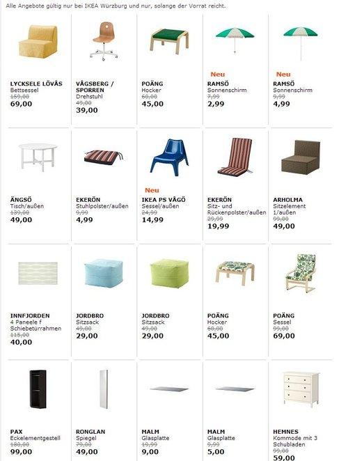 IKEA  POÄNG Sessel, Eichenfurnier, Simmarp grün - jetzt 30% billiger