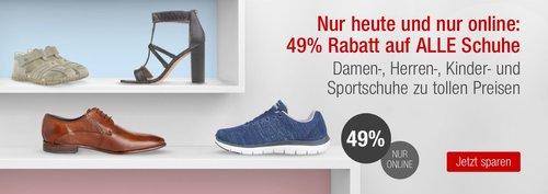 """49% Rabatt auf alle Damen-, Herren-, Kinder- und Sportschuhe bei galeria-kaufhof.de (Bsp. HUGO BOSS Sneaker """"Corynna"""", Velours-Leder-Mix) - jetzt 50% billiger"""