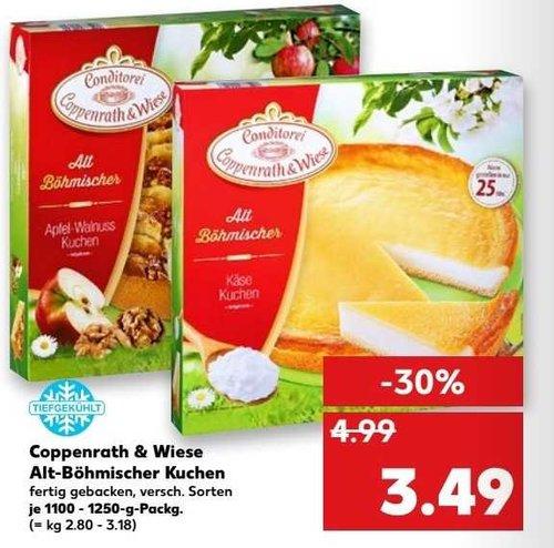 Coppenrath & Wiese Alt-Böhmischer Küche, versch. Sorten, je 1100-1250-g - jetzt 30% billiger