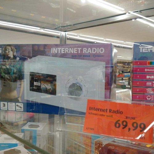 Terris Internetradio IWR 261 - jetzt 22% billiger