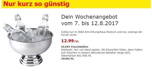 IKEA OLEBY Flaschkühler - jetzt 35% billiger