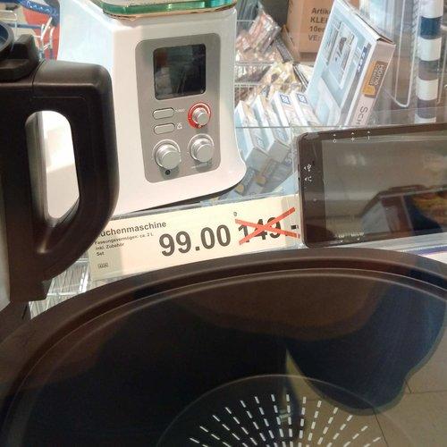 Quigg Küchenmaschine 2 Liter - jetzt 34% billiger