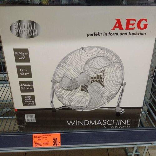 AEG VL 5606 WM Windmaschine  - jetzt 40% billiger