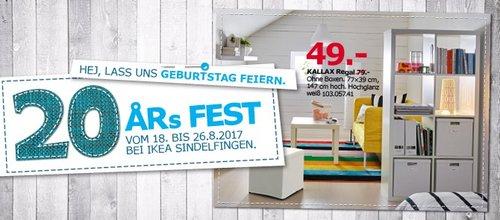 IKEA KALLAX Regal, 77x39 cm, 147 cm hoch, weiß - jetzt 38% billiger
