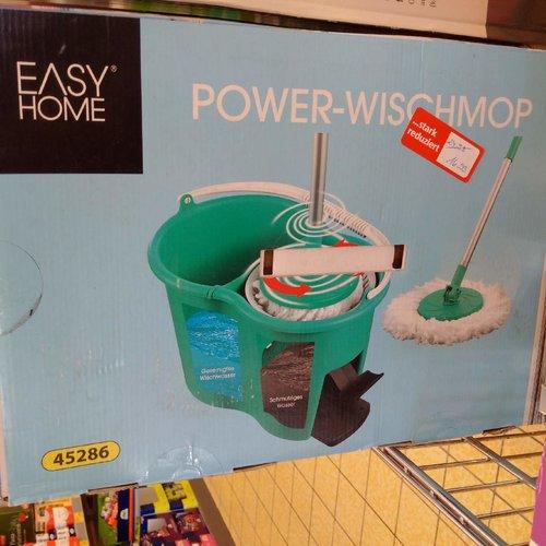 EASYHOME Power-Wischmop - jetzt 32% billiger