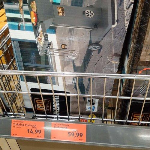 BBQ Premium Säulengrill  - jetzt 40% billiger