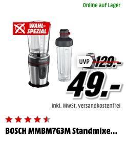 Bosch MMBM7G3M Standmixer - jetzt 37% billiger