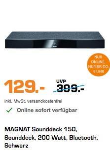 MAGNAT Sounddeck 150, Bluetooth und HDMI - jetzt 30% billiger