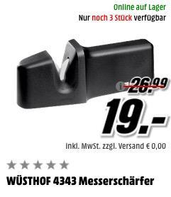 WÜSTHOF 4343 Messerschärfer - jetzt 30% billiger