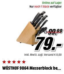 Wüsthof 9864 Messerblock - jetzt 21% billiger