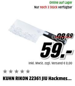 Kuhn Rikon 22361 Jiu Hackmesser - jetzt 40% billiger