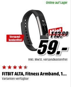 Fitbit Unisex Fitness Armband Alta - jetzt 26% billiger