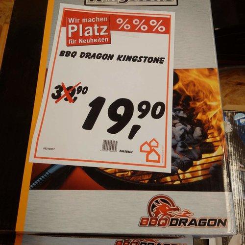 BBQ Dragon - jetzt 50% billiger