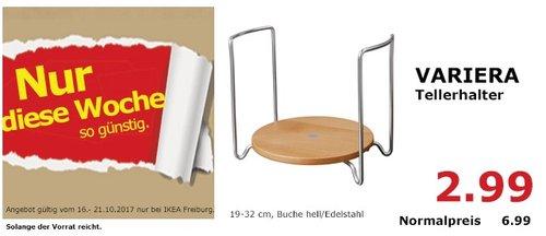 IKEA VARIERA Tellerhalter - jetzt 57% billiger