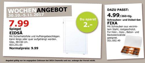 IKEA EIDSA Spiegel - jetzt 20% billiger