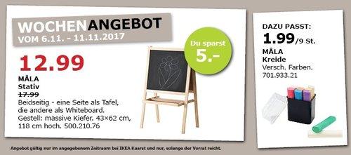 IKEA MALVA Stativ - jetzt 28% billiger