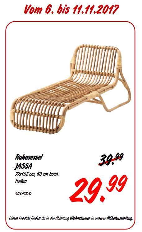IKEA JASSA Ruhesessel - jetzt 25% billiger