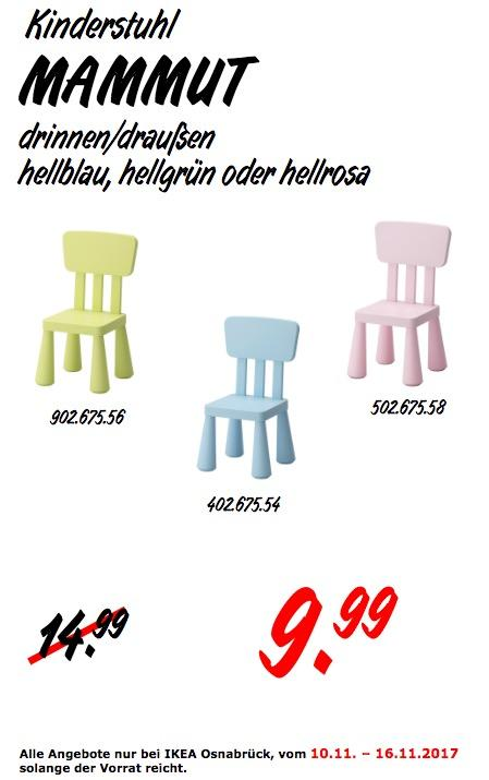 Ikea Mammut Kinderstuhl Für 999 33