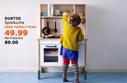 IKEA DUKTIG Spielküche - jetzt 45% billiger