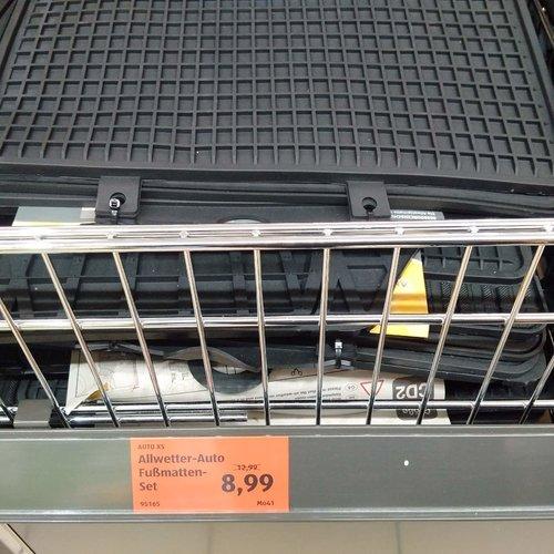 Auto XS Allwetter Auto Fußmatten - jetzt 31% billiger