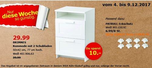Ikea Brimnes Kommode Fur 29 99 25