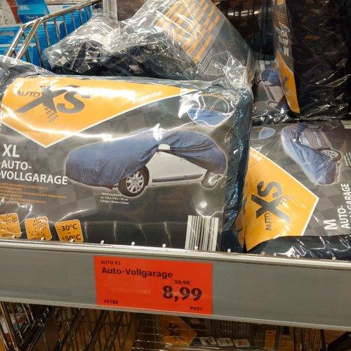 AUTO XS Auto - Vollgarage - jetzt 31% billiger