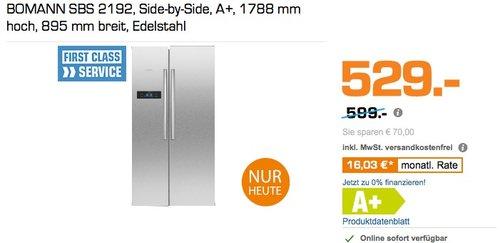 BOMANN SBS 2192  - jetzt 12% billiger
