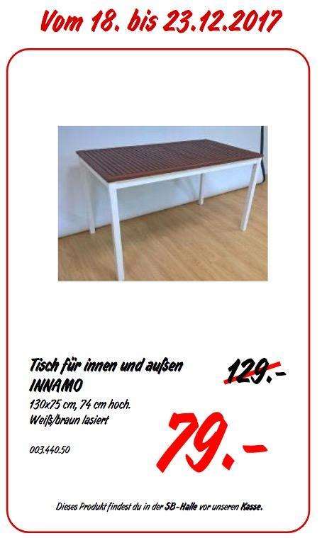 Ikea Innamo Tisch Fur 79 00 39