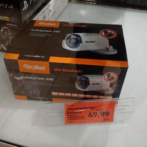 Rollei SafetyCam 200 - jetzt 50% billiger