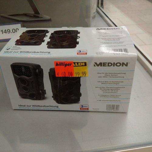 Wildkamera Medion MD 87755 - jetzt 25% billiger