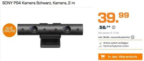 SONY PS4 Kamera - jetzt 26% billiger
