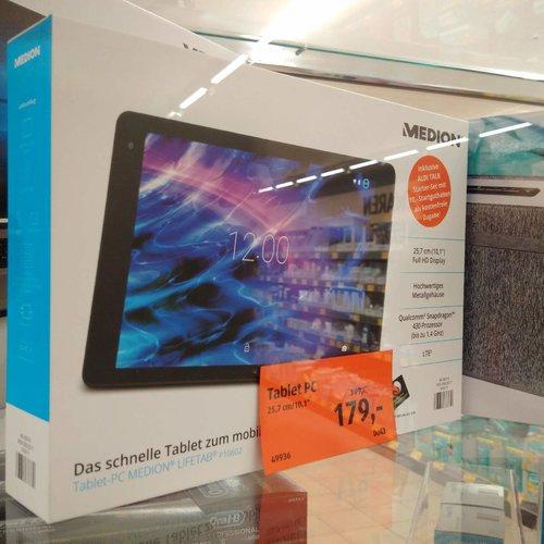 Tablet-PC Medion Lifetab P10602 10 Zoll - jetzt 10% billiger