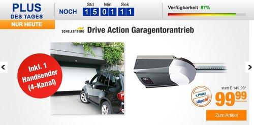 Schellenberg Drive Action Garagentorantrieb - jetzt 14% billiger