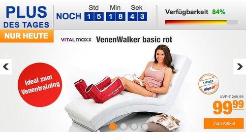 VITALmaxx VenenWalker® basic - jetzt 23% billiger