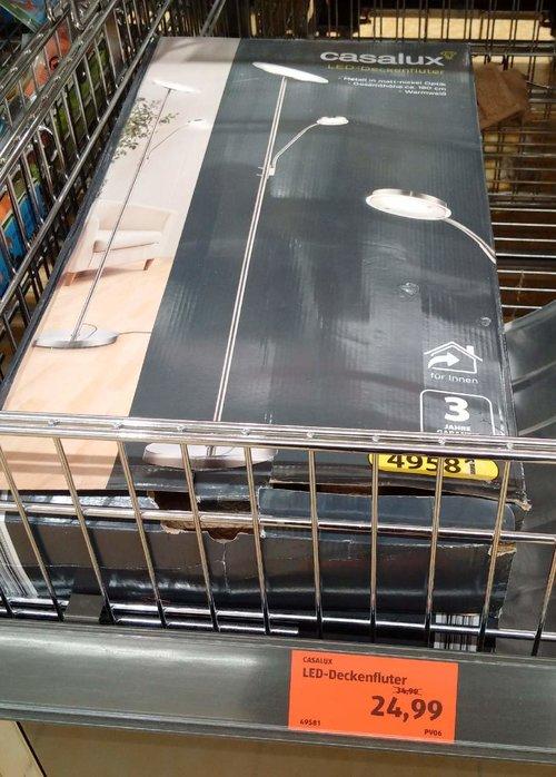CASALUX LED - Deckenfluter - jetzt 29% billiger