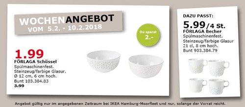 IKEA FÖRLAGA Schüssel - jetzt 50% billiger
