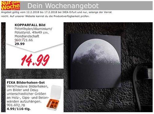 IKEA KOPPARFALL Bild - jetzt 35% billiger
