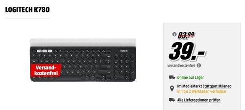 LOGITECH K780 Tastatur - jetzt 40% billiger